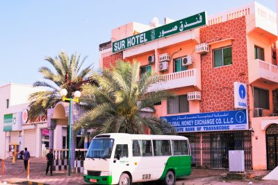 nice cheap budget hotels Sur Oman 006