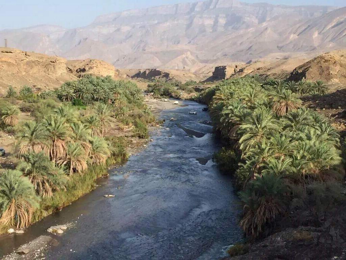 Al Rustaq Nestling beneath the soaring peaks of the Western Hajar mountains 5