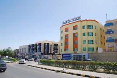 Al Thabit hotel apartment OYO 111 Sur Oman hotels