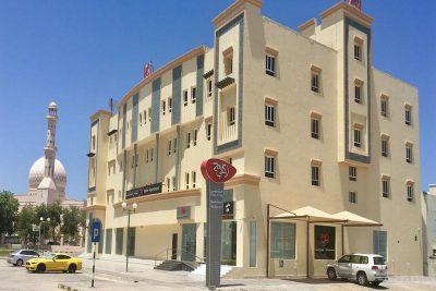 Zaki Hotel Apartment Oman Sur24
