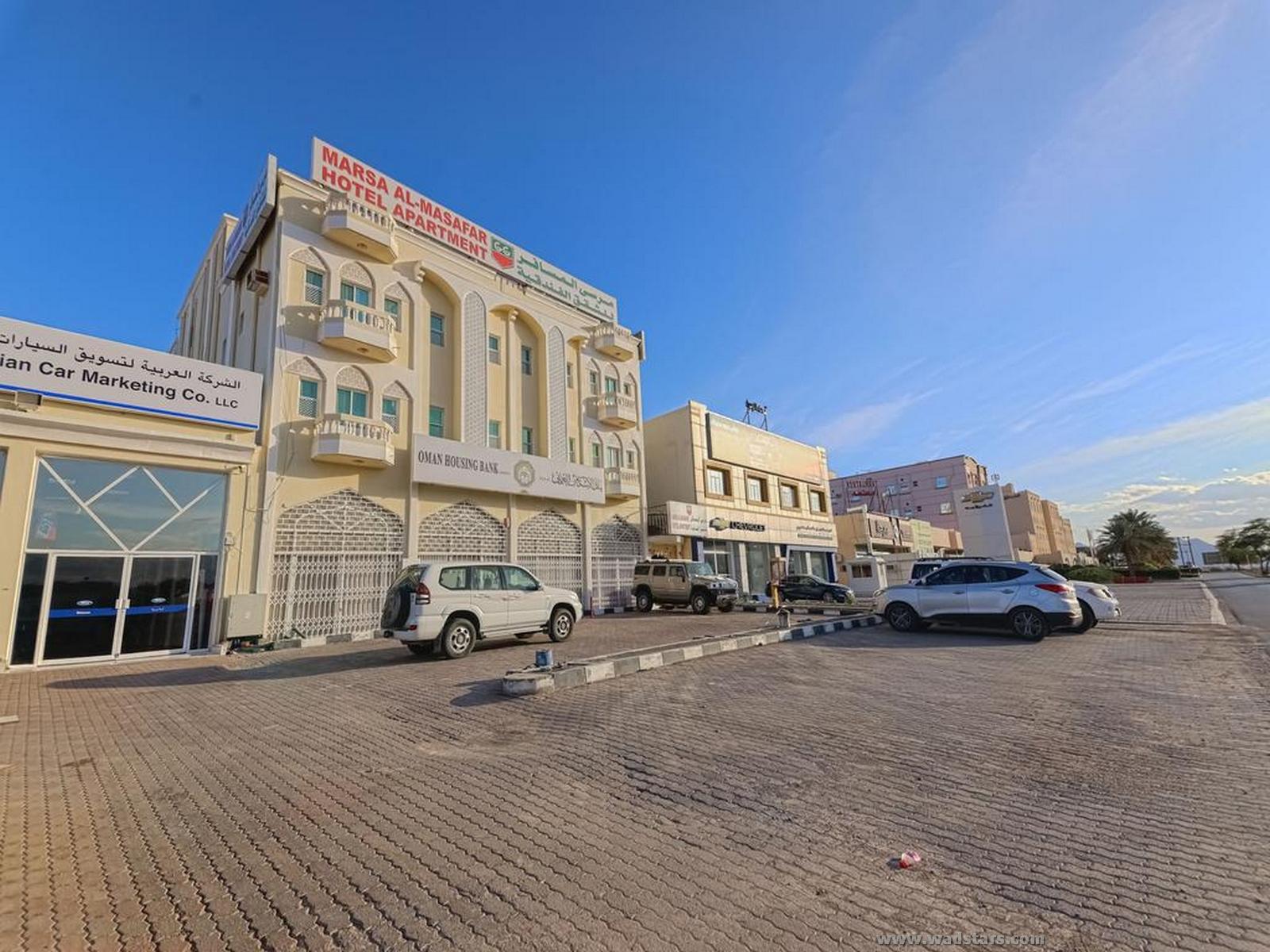 Marsa Al Masafar Hotel Apartments OYO 108 Sur Oman Hotels Cheap rooms 2