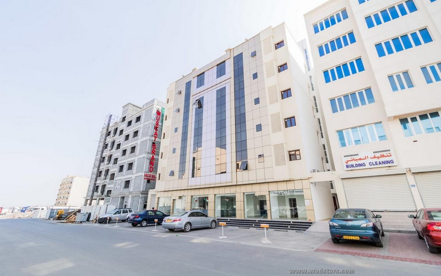 Muscat Grand Hotel Apartment OYO 106 near Mawaleh Fruits and Vegetables Market 3 scaled
