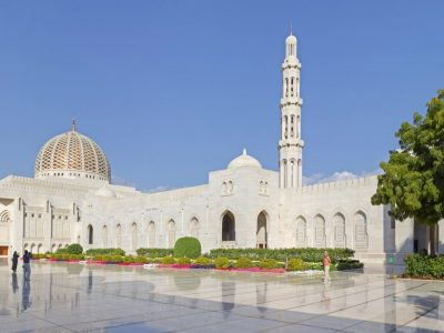 sultan qaboos grand mosque rb
