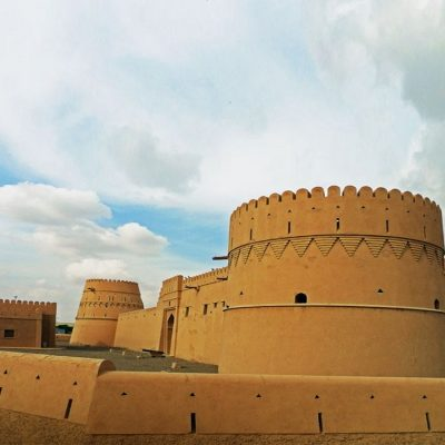 Al Buraimi city is famous for its vital strategic and commercial location