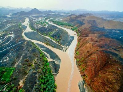 Ash Sharqiyah North Tourist components constitute an important tourist attraction for tourism in the Sultanate through the diversity of terrain and qualitative environmental and natural tourist 3