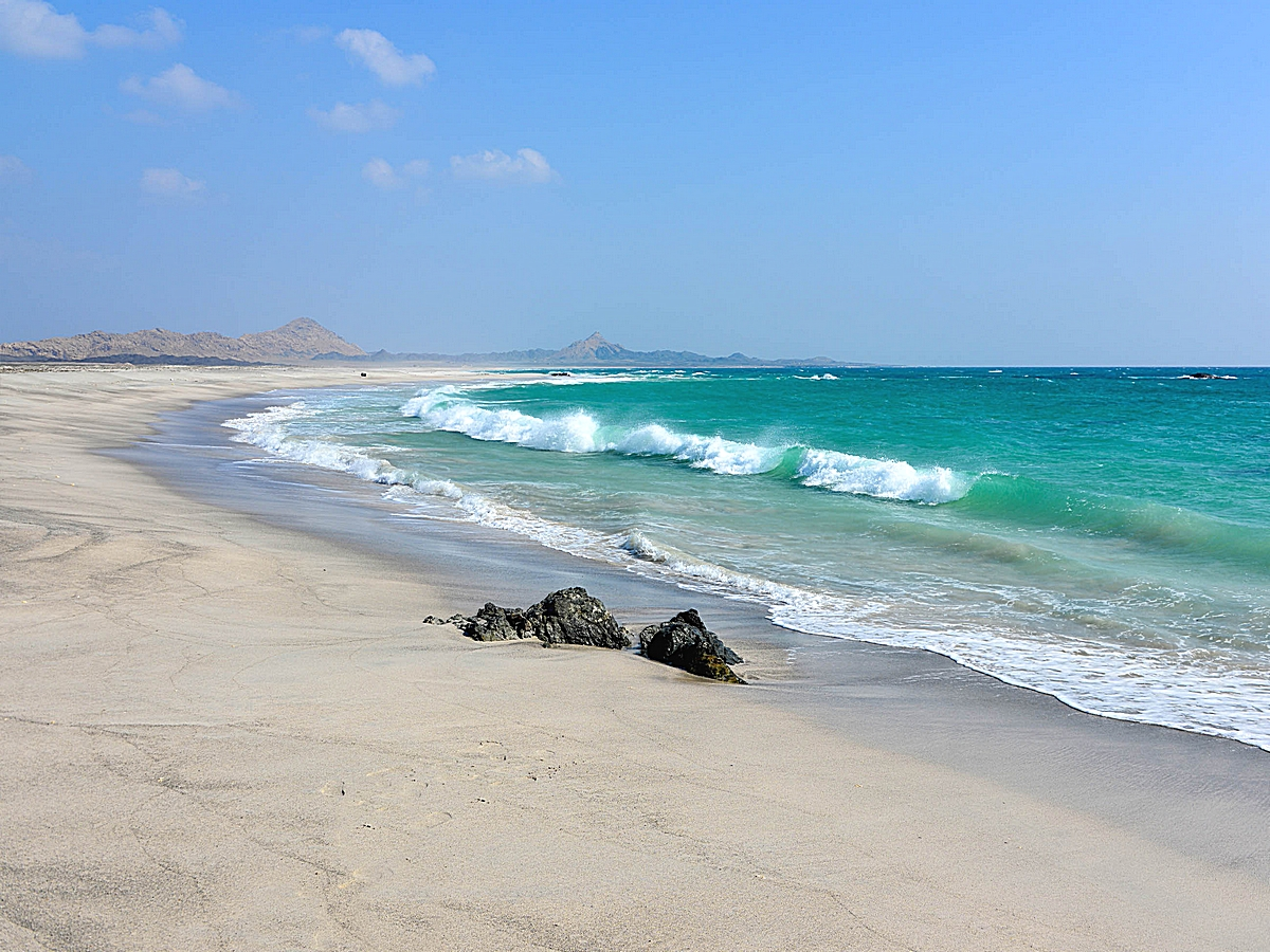 Masirah Island is a future destination for family tourism and surfing 2