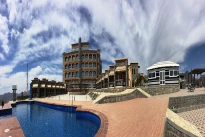 Sama Hotel Jabal Al Akhdar Nizwa Oman 9